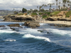 Shell Beach, La Jolla